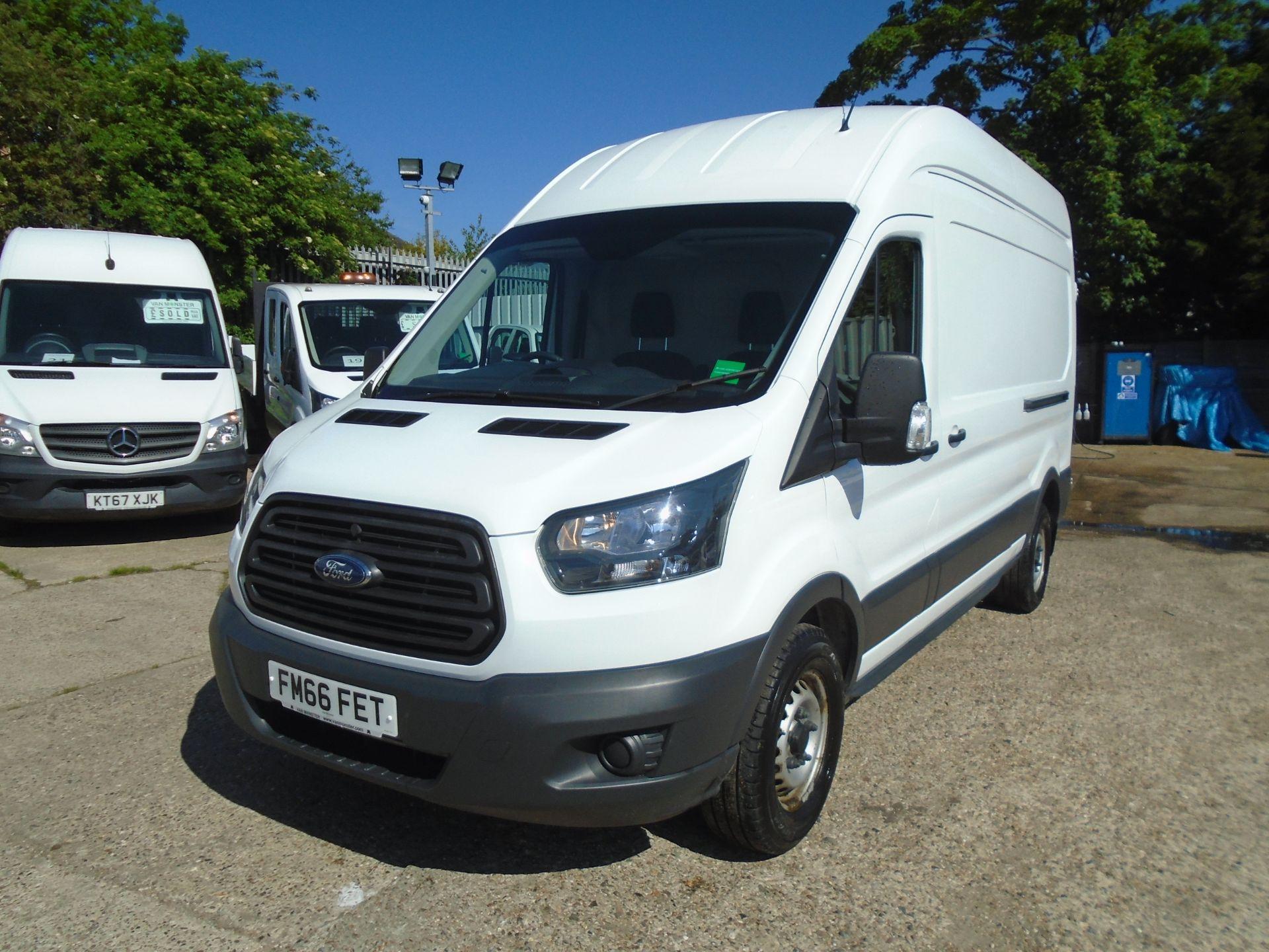 2016 Ford Transit 2.0 Tdci 130Ps H3 Van (FM66FET) Image 3