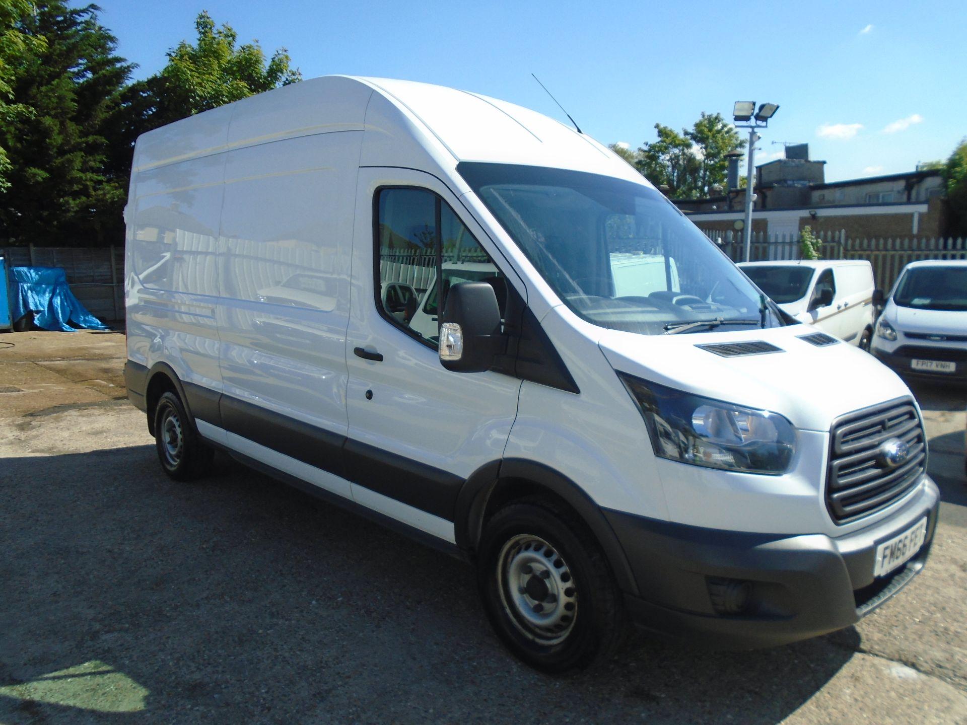 2016 Ford Transit 2.0 Tdci 130Ps H3 Van (FM66FET)