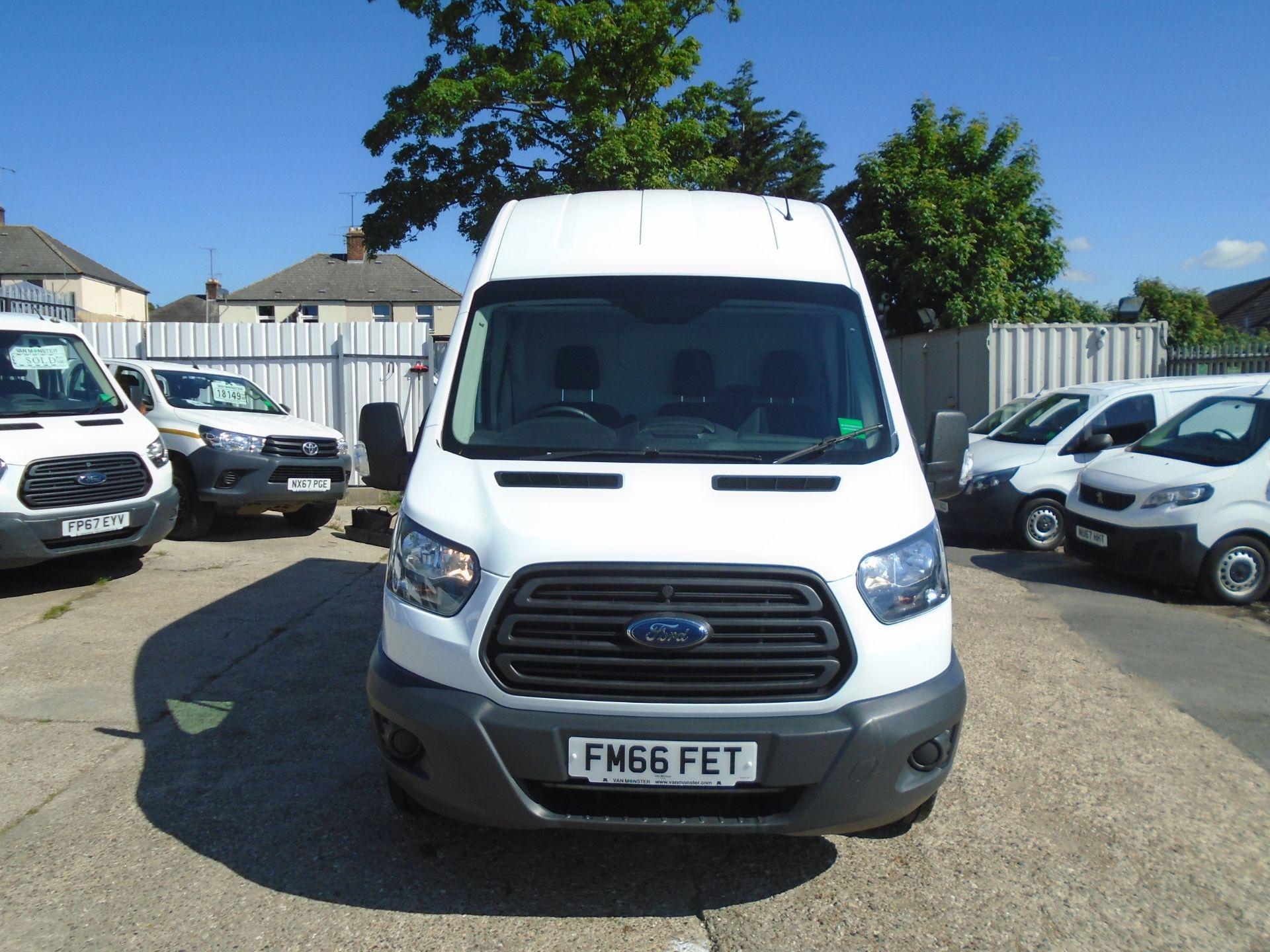 2016 Ford Transit 2.0 Tdci 130Ps H3 Van (FM66FET) Image 2
