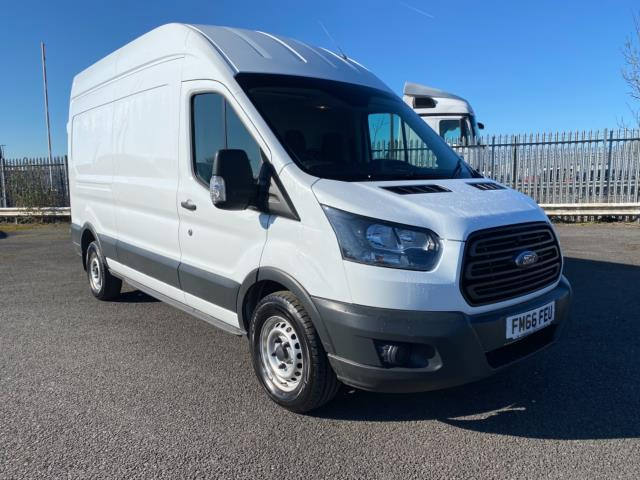 2016 Ford Transit 2.0 Tdci 130Ps H3 Van (FM66FEU)