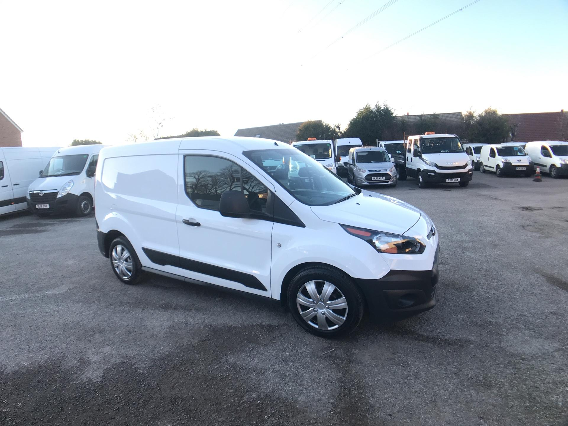 2017 Ford Transit Connect  200 L1 Diesel 1.5 TDCi 75PS Van EURO 6 (FM66WKW)