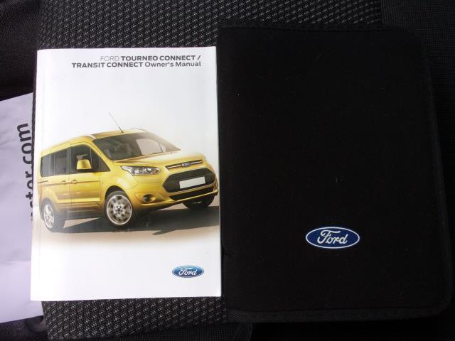 2017 Ford Transit Connect 1.5 Tdci 75Ps Van (FM66WLK) Image 21