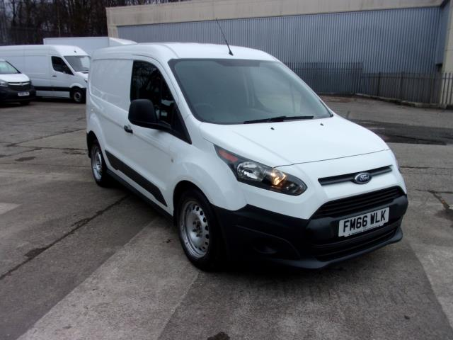 2017 Ford Transit Connect 1.5 Tdci 75Ps Van (FM66WLK)