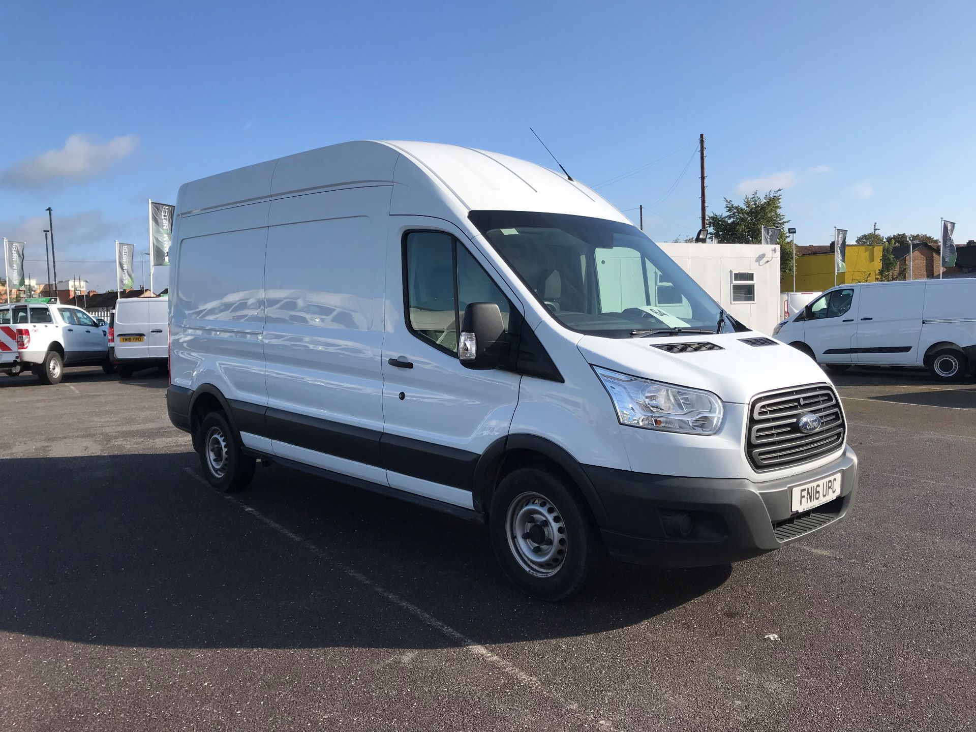 2016 Ford Transit  350 L3 H3 VAN 125PS EURO 5 *CONDITION REFLECTED IN PRICE* (FN16UPC)