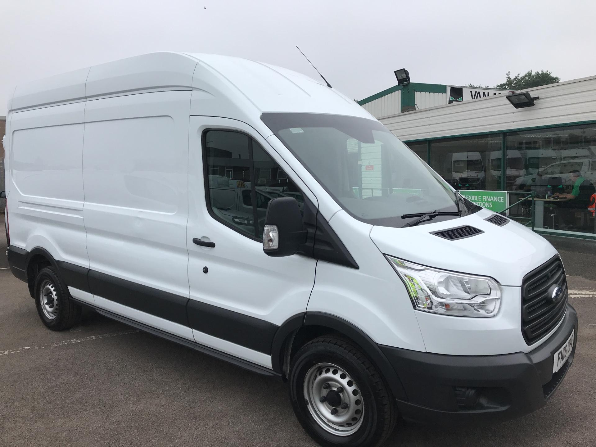 2016 Ford Transit  350 L3 H3 VAN 125PS EURO 5 (FN16UPE)