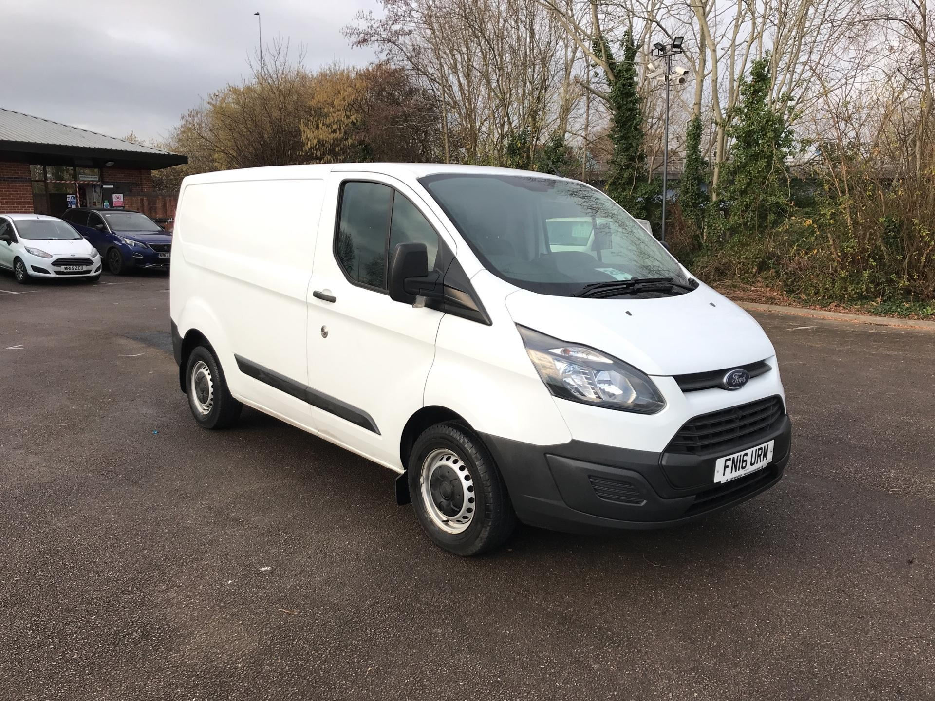2016 Ford Transit Custom 290 L1 DIESEL FWD 2.2  TDCI 100PS LOW ROOF VAN EURO 5 (FN16URM)