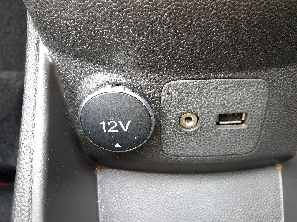 2016 Ford Fiesta DIESEL 1.5 TDCI VAN EURO 6 (FN16UUX) Image 23