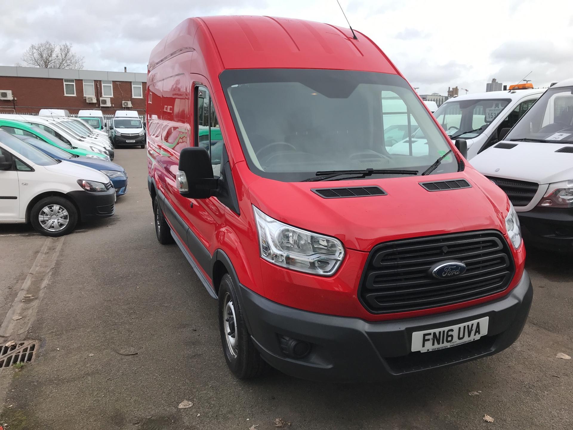 2016 Ford Transit 350 L3 H3 VAN 125PS EURO 5 (FN16UVA)