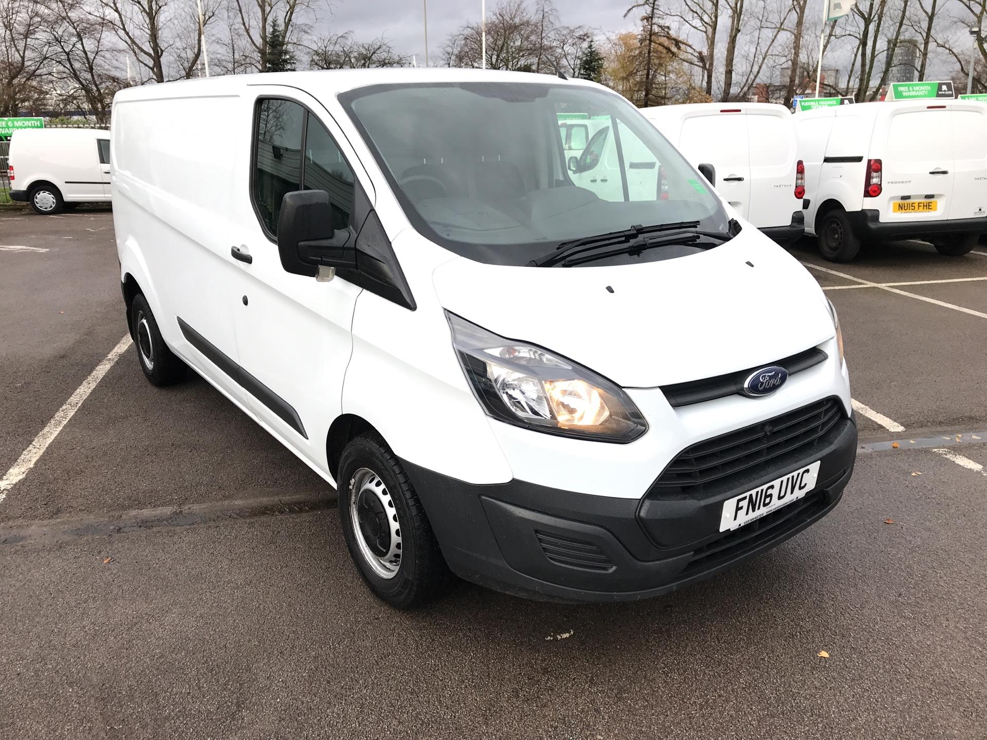 2016 Ford Transit Custom  290 L2 DIESEL FWD 2.2 TDCI 100PS LOW ROOF EURO 5 (FN16UVC)