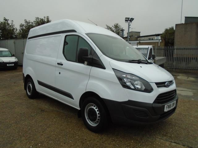 2016 Ford Transit Custom 2.2 Tdci 100Ps High Roof Van (FN16UWH)