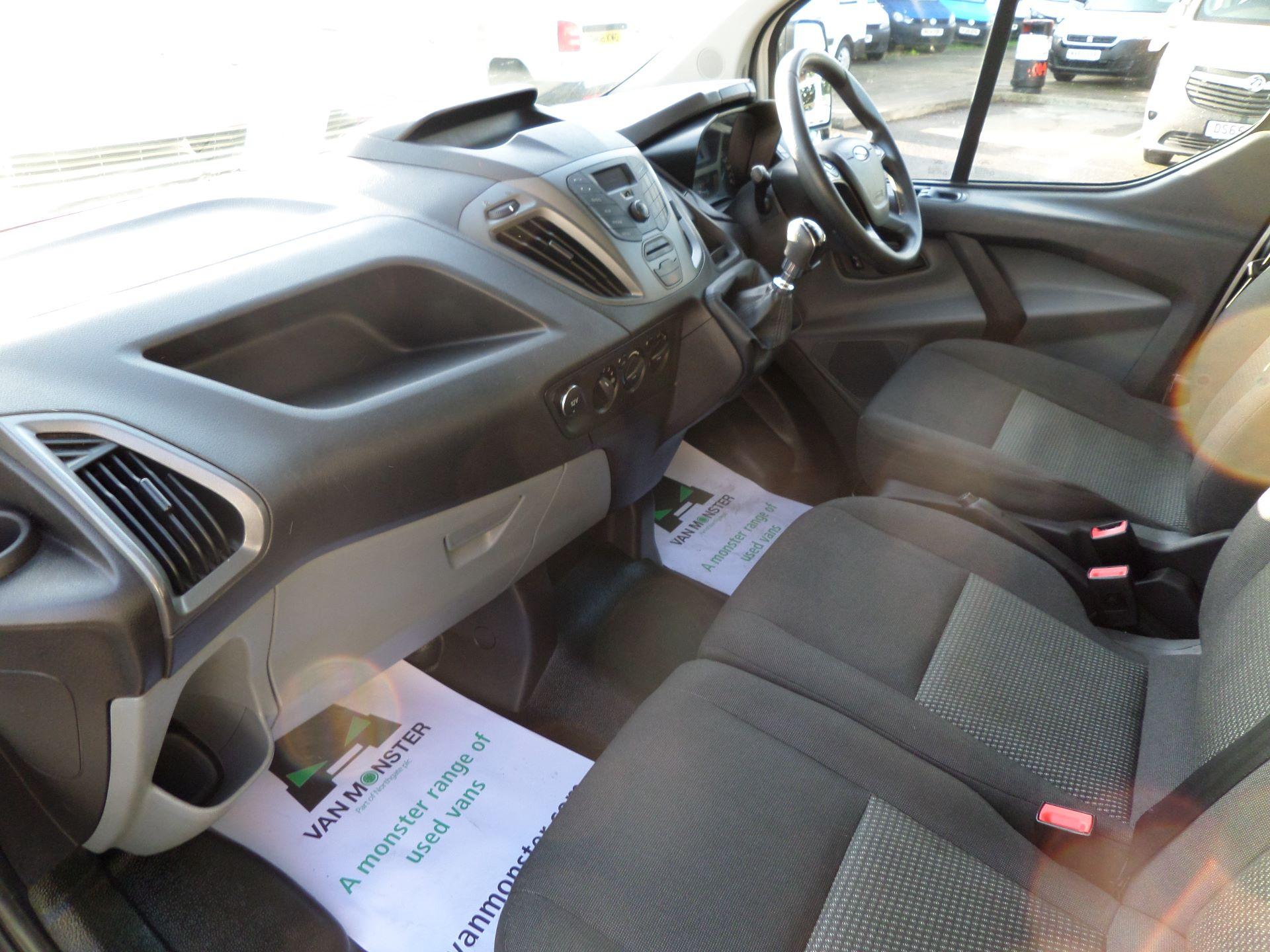 2016 Ford Transit Custom 2.2 Tdci 100Ps Low Roof D/Cab Van Euro 5 (FN16UWU) Image 8