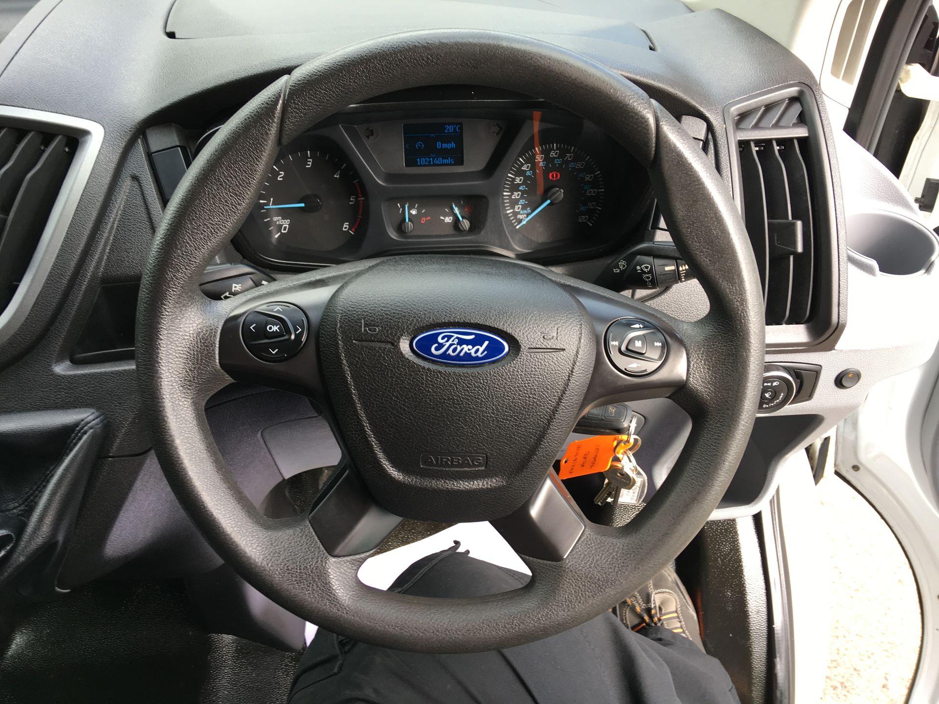 2016 Ford Transit 350 L3 H3 125PS VAN EURO 5 (FN16UYE) Image 5
