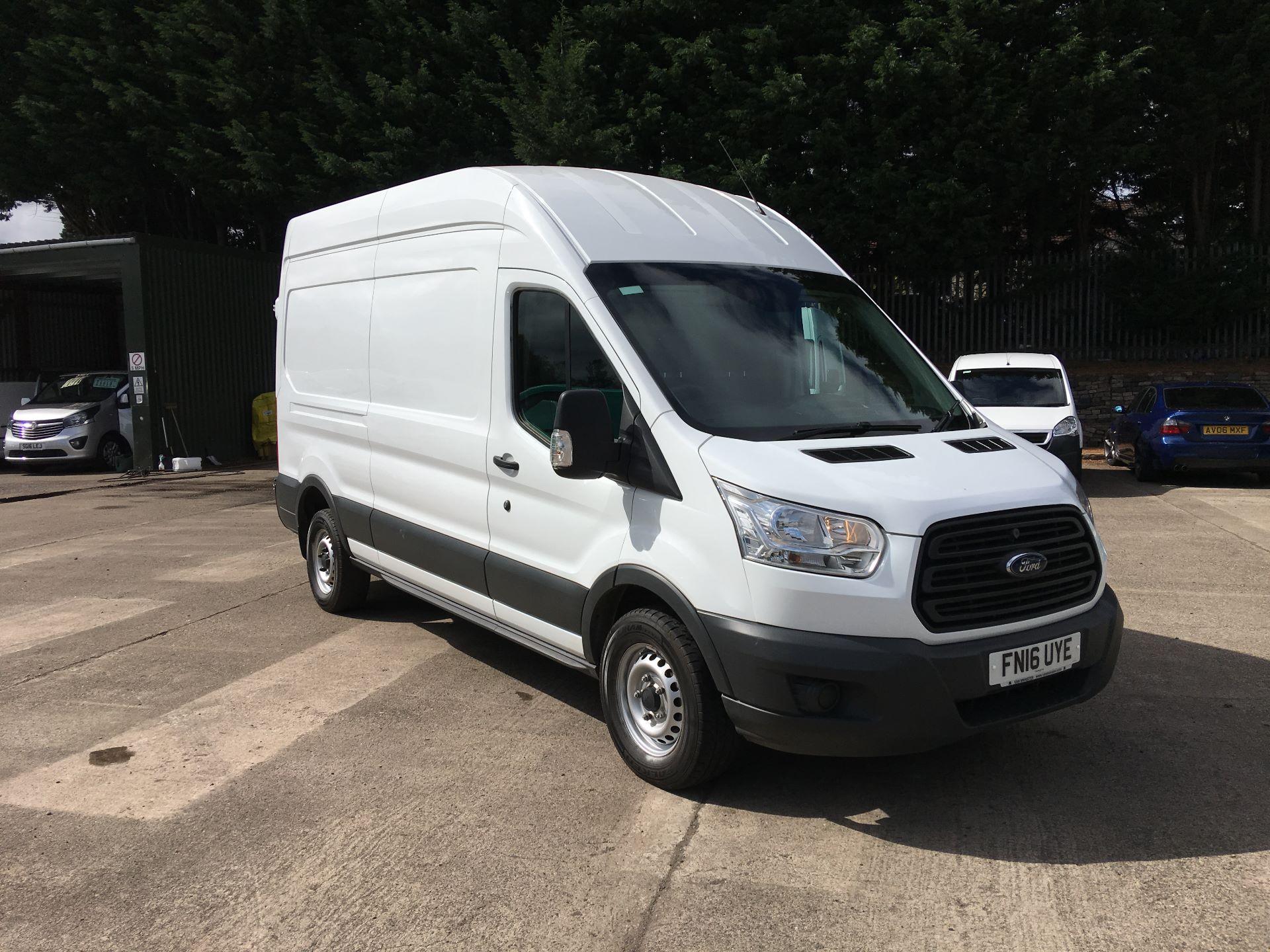 2016 Ford Transit 350 L3 H3 125PS VAN EURO 5 (FN16UYE) Image 1