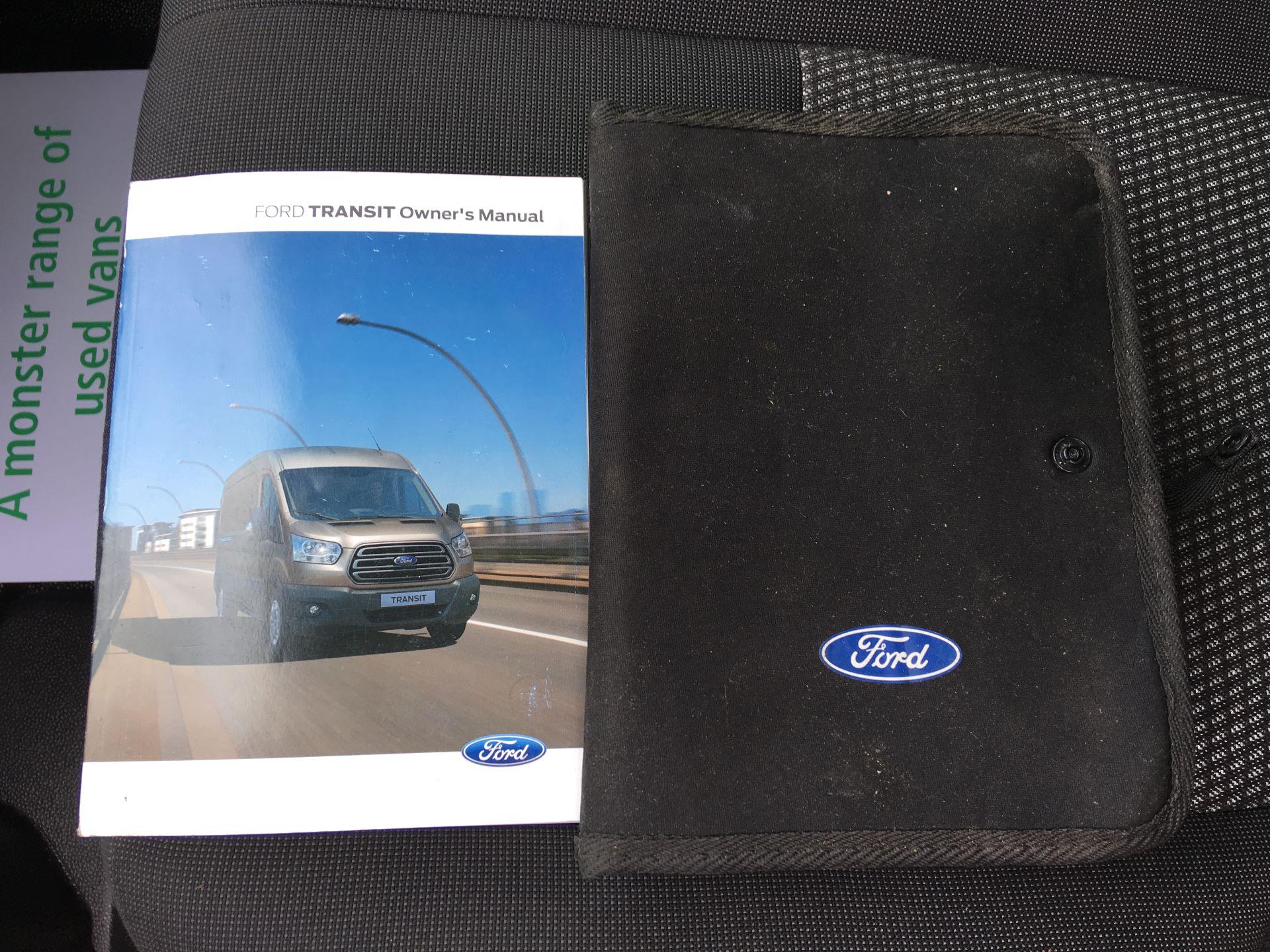 2016 Ford Transit 350 L3 H3 125PS VAN EURO 5 (FN16UYE) Image 22