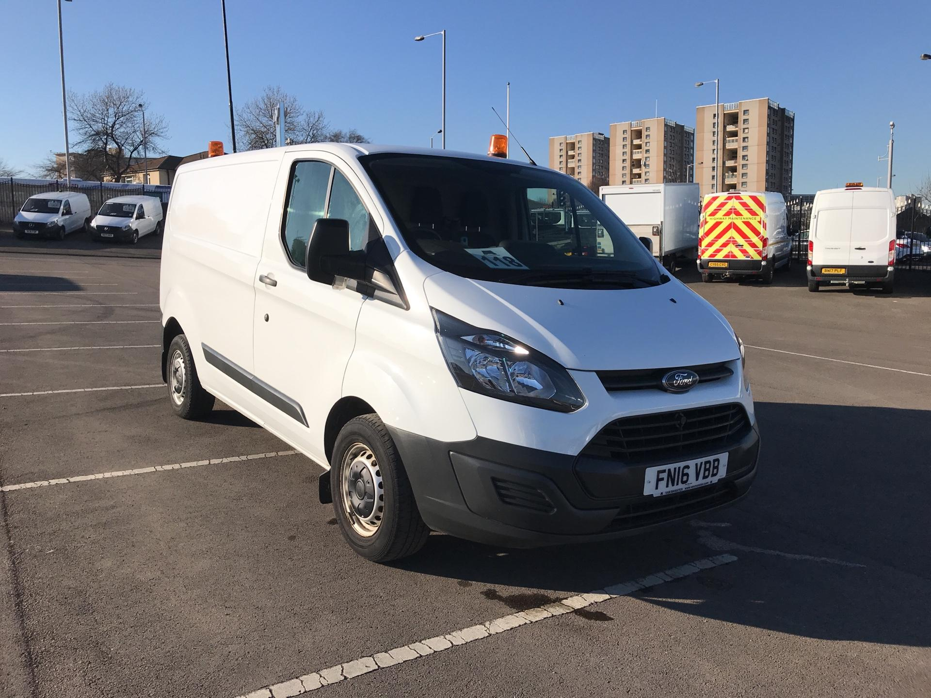 2016 Ford Transit Custom 270 L1 DIESEL FWD 2.2  TDCI 100PS LOW ROOF VAN EURO 5 (FN16VBB)