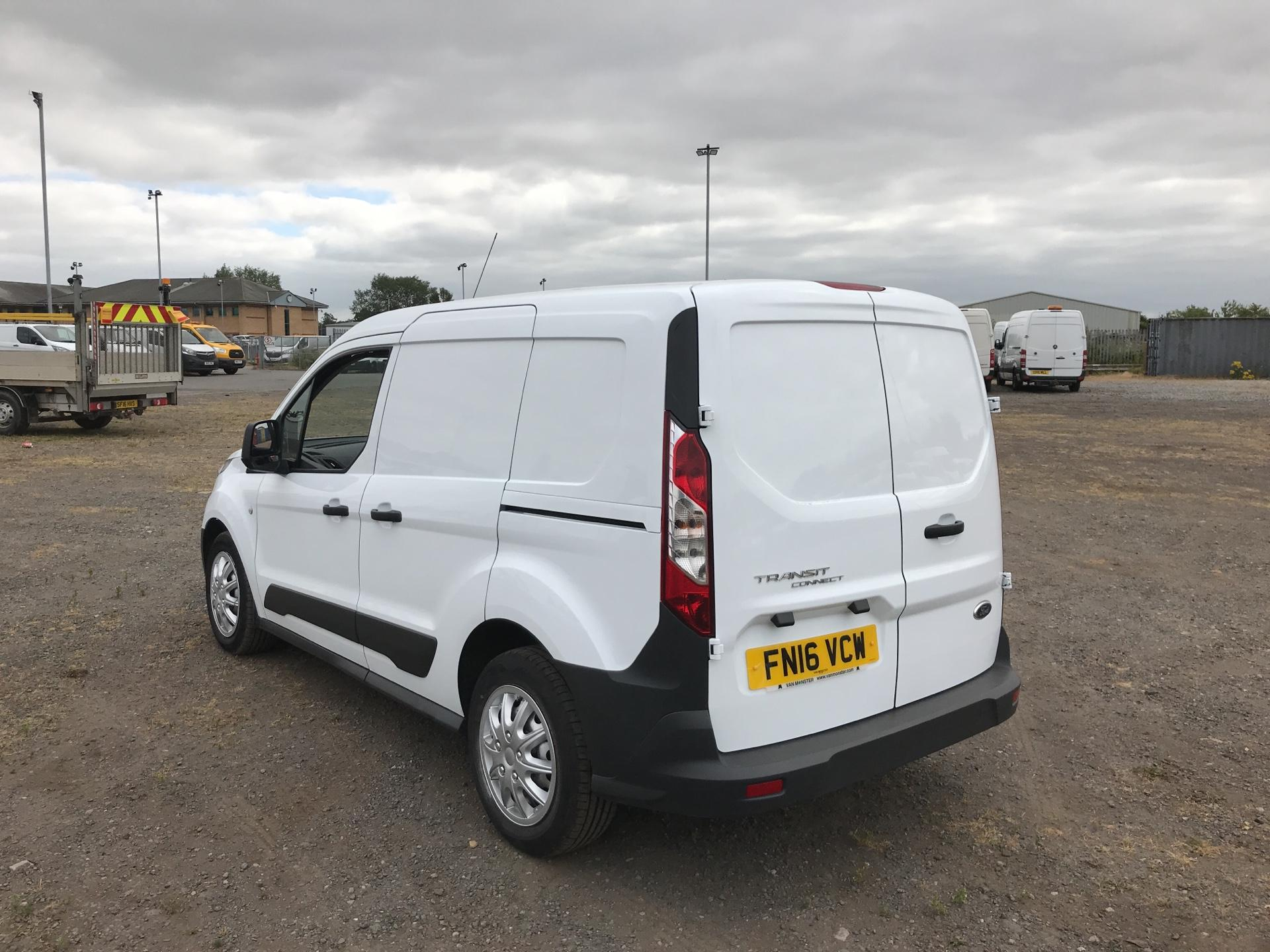 2016 Ford Transit Connect 200 L1 DIESEL 1.6 Tdci 75Ps Van EURO 5 (FN16VCW) Image 5