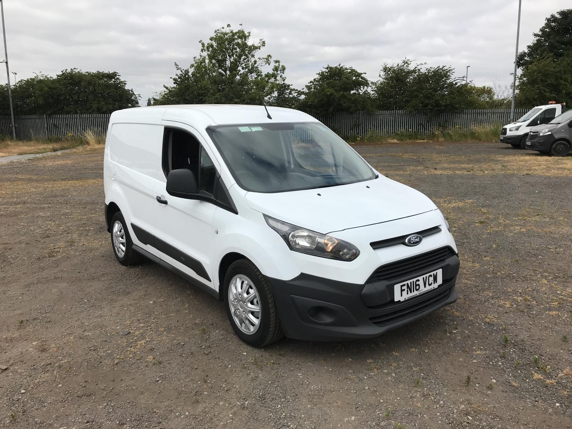 2016 ford transit connect 200 l1 diesel 1 6 tdci 75ps van euro 5 fn16vcw