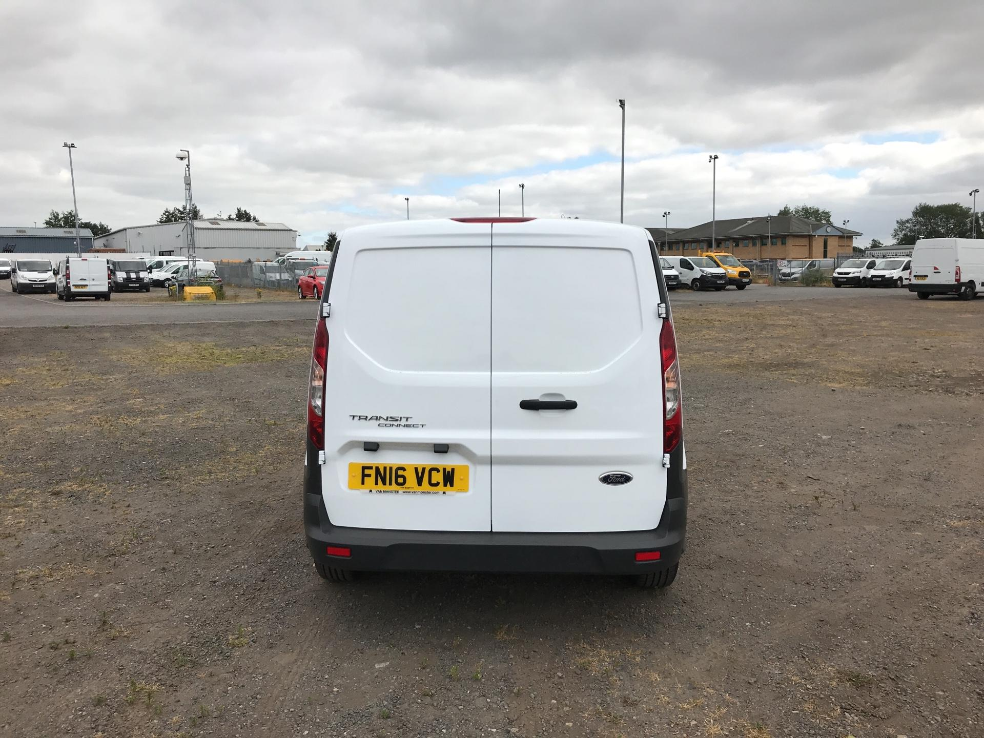 2016 Ford Transit Connect 200 L1 DIESEL 1.6 Tdci 75Ps Van EURO 5 (FN16VCW) Image 4