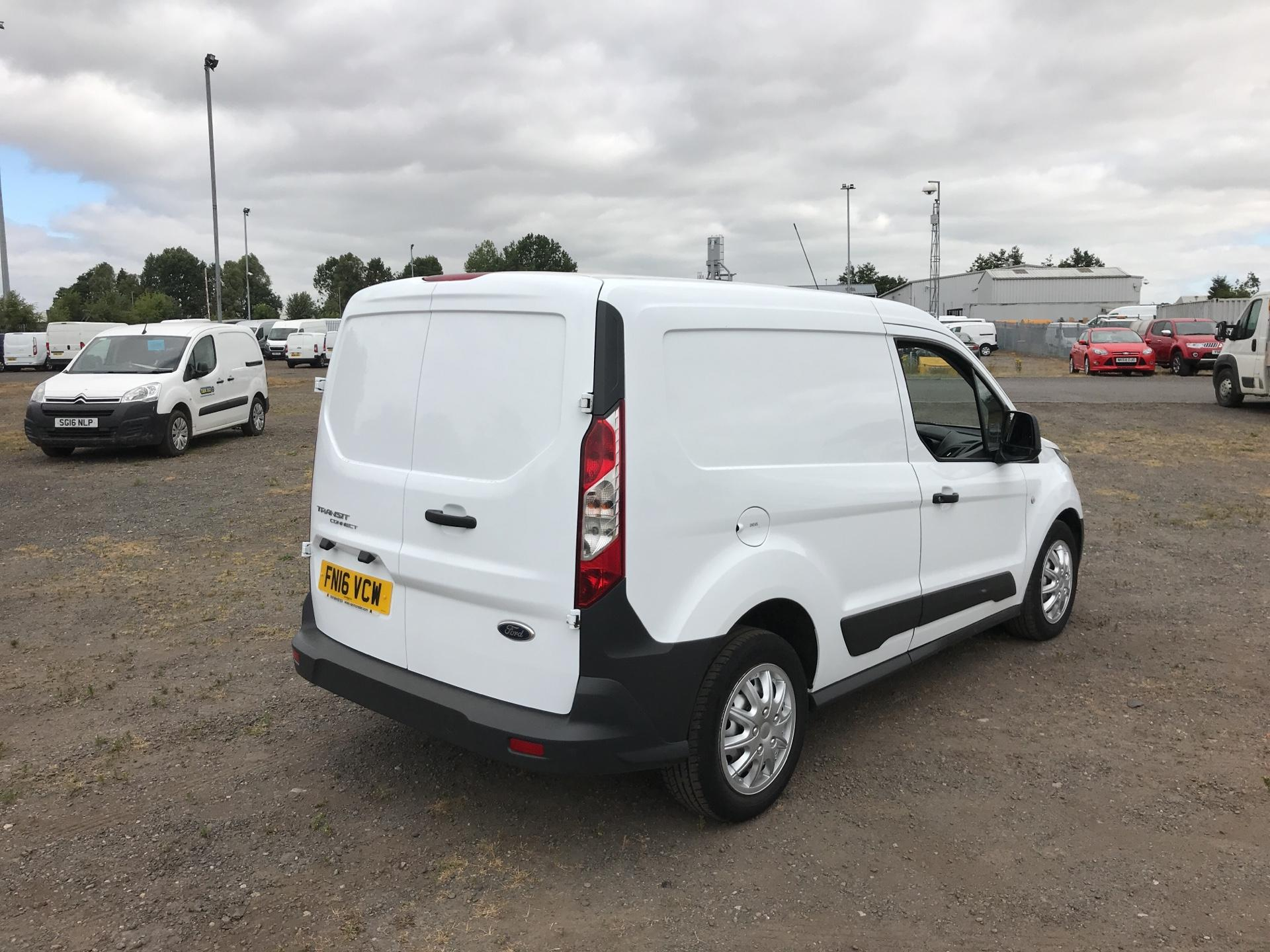2016 Ford Transit Connect 200 L1 DIESEL 1.6 Tdci 75Ps Van EURO 5 (FN16VCW) Image 3