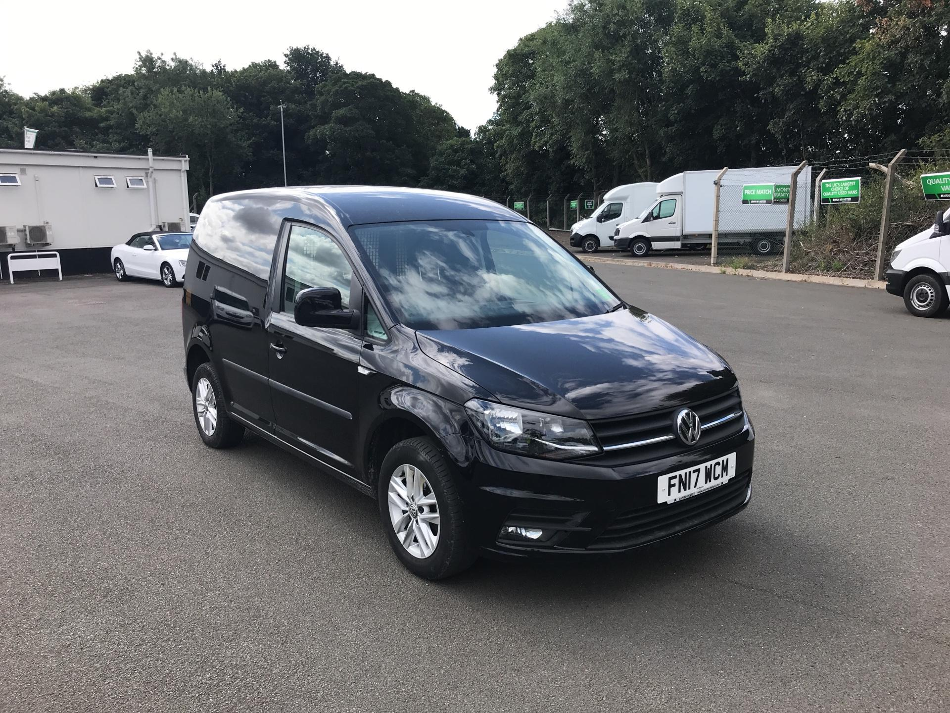 2017 Volkswagen Caddy 2.0 102PS BLUEMOTION TECH 102 HIGHLINE EURO 6 (FN17WCM)