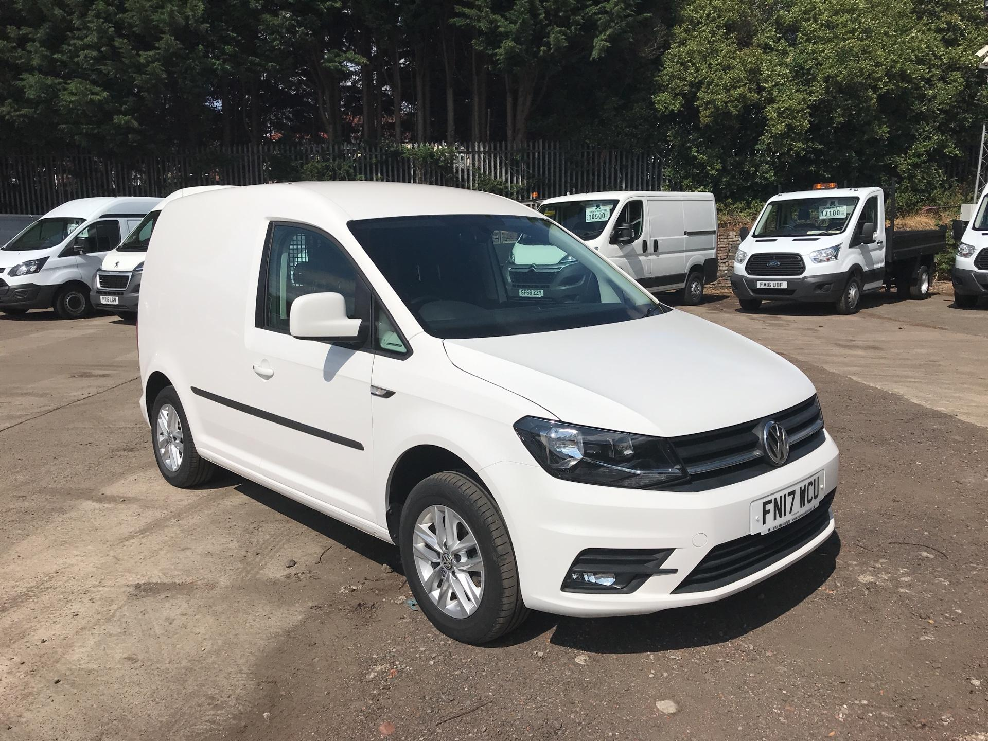 2017 Volkswagen Caddy 2.0 102PS BLUEMOTION TECH 102 HIGHLINE EURO 6 (FN17WCU)