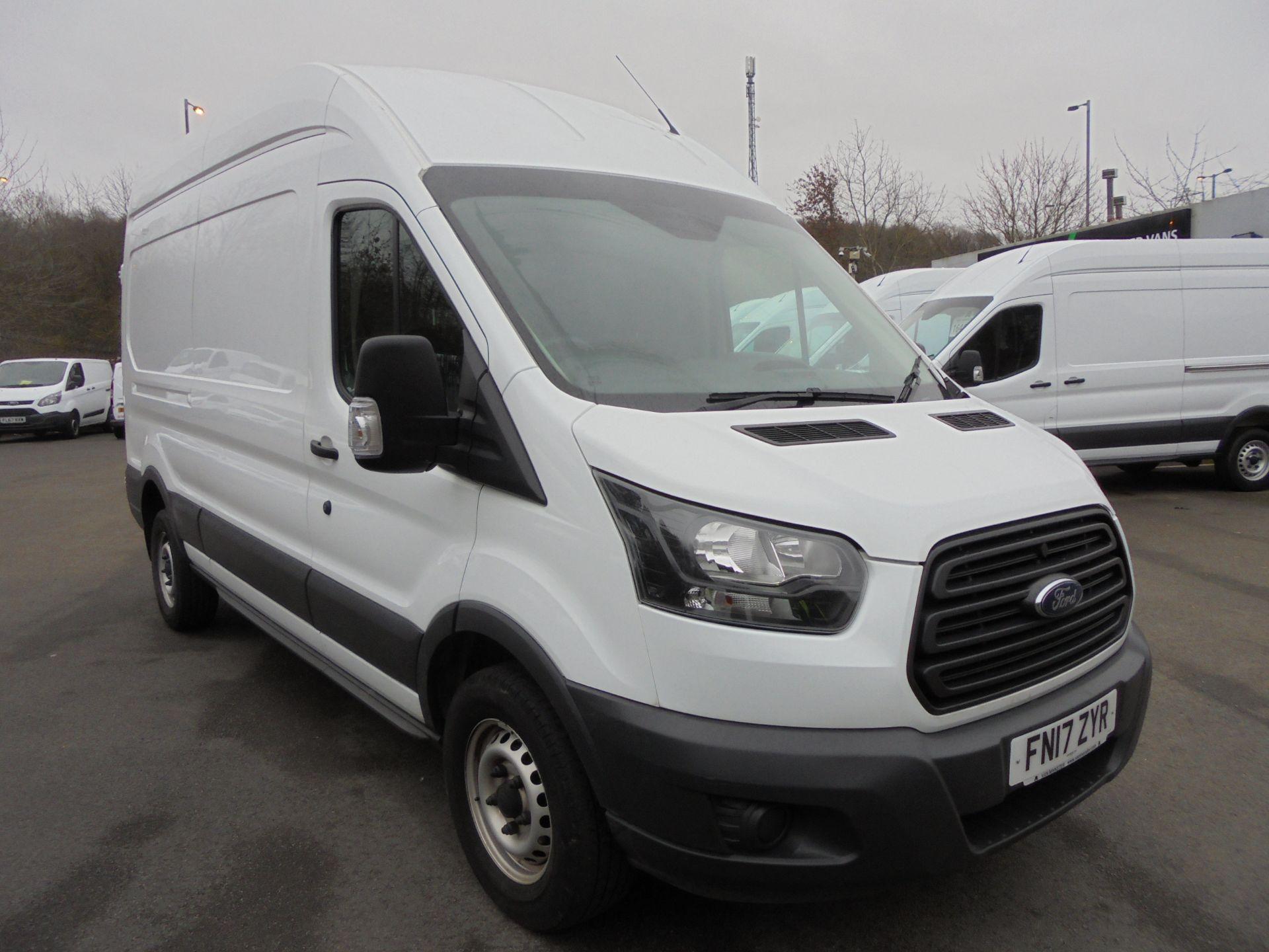 2017 Ford Transit 2.0 Tdci 130Ps H3 Van (FN17ZYR)