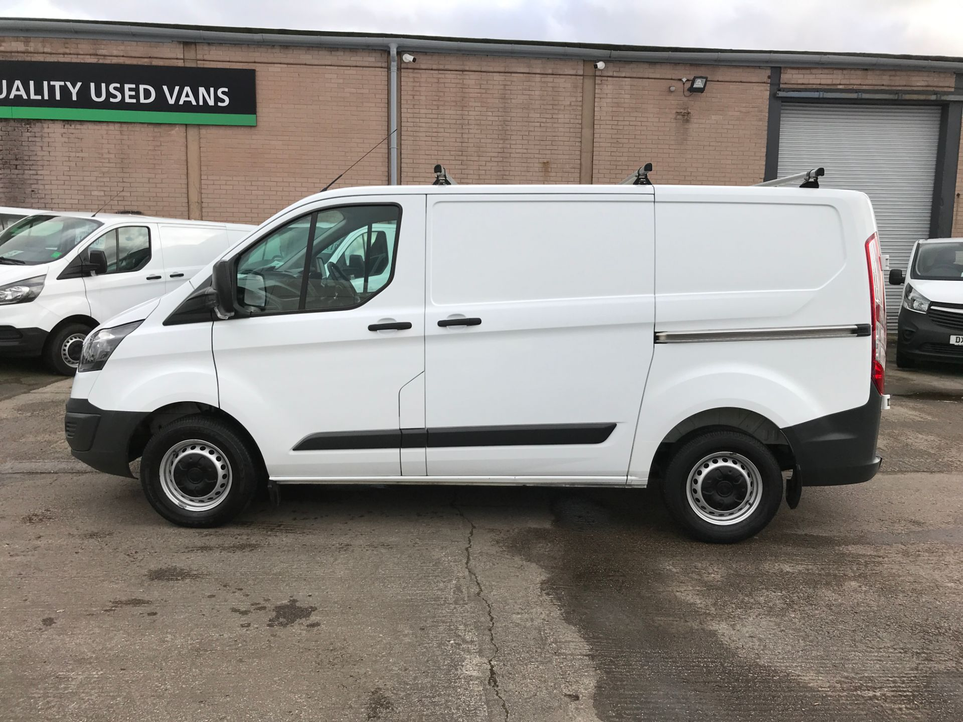 2017 Ford Transit Custom 290 L1 2.0TDCI 105PS LOW ROOF EURO 6 (FN17ZZU) Image 11
