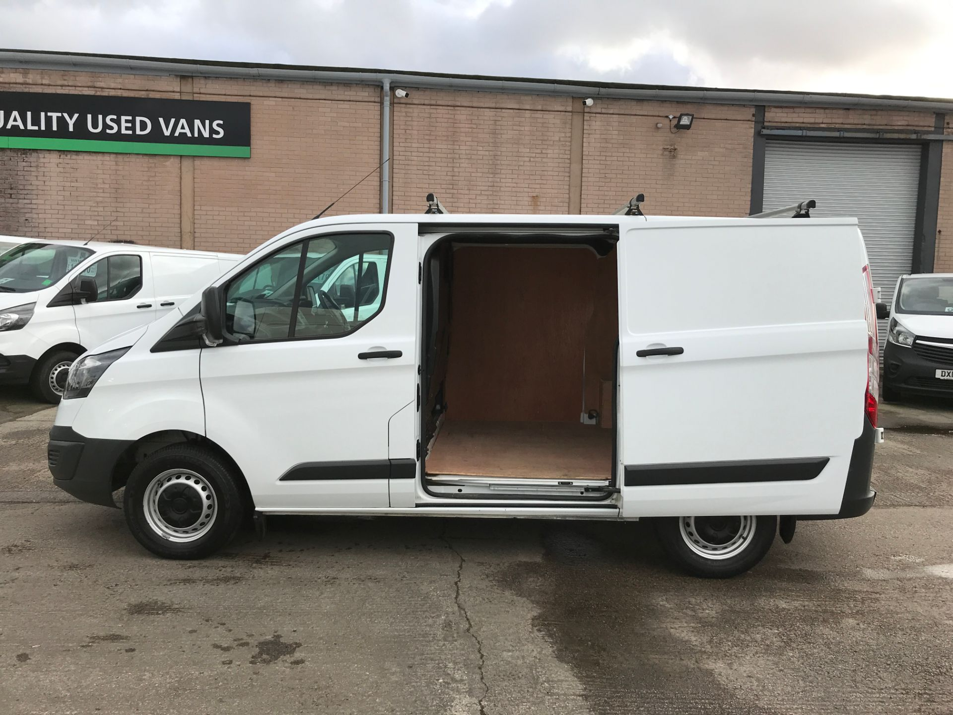 2017 Ford Transit Custom 290 L1 2.0TDCI 105PS LOW ROOF EURO 6 (FN17ZZU) Image 18