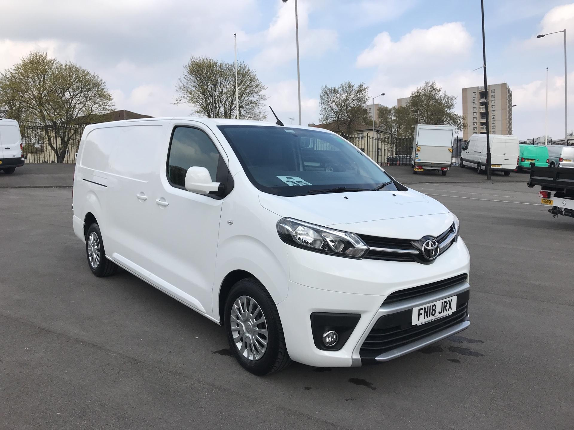 2018 Toyota Proace 2.0D LWB COMFORT 120PS AIR CON (FN18JRX)