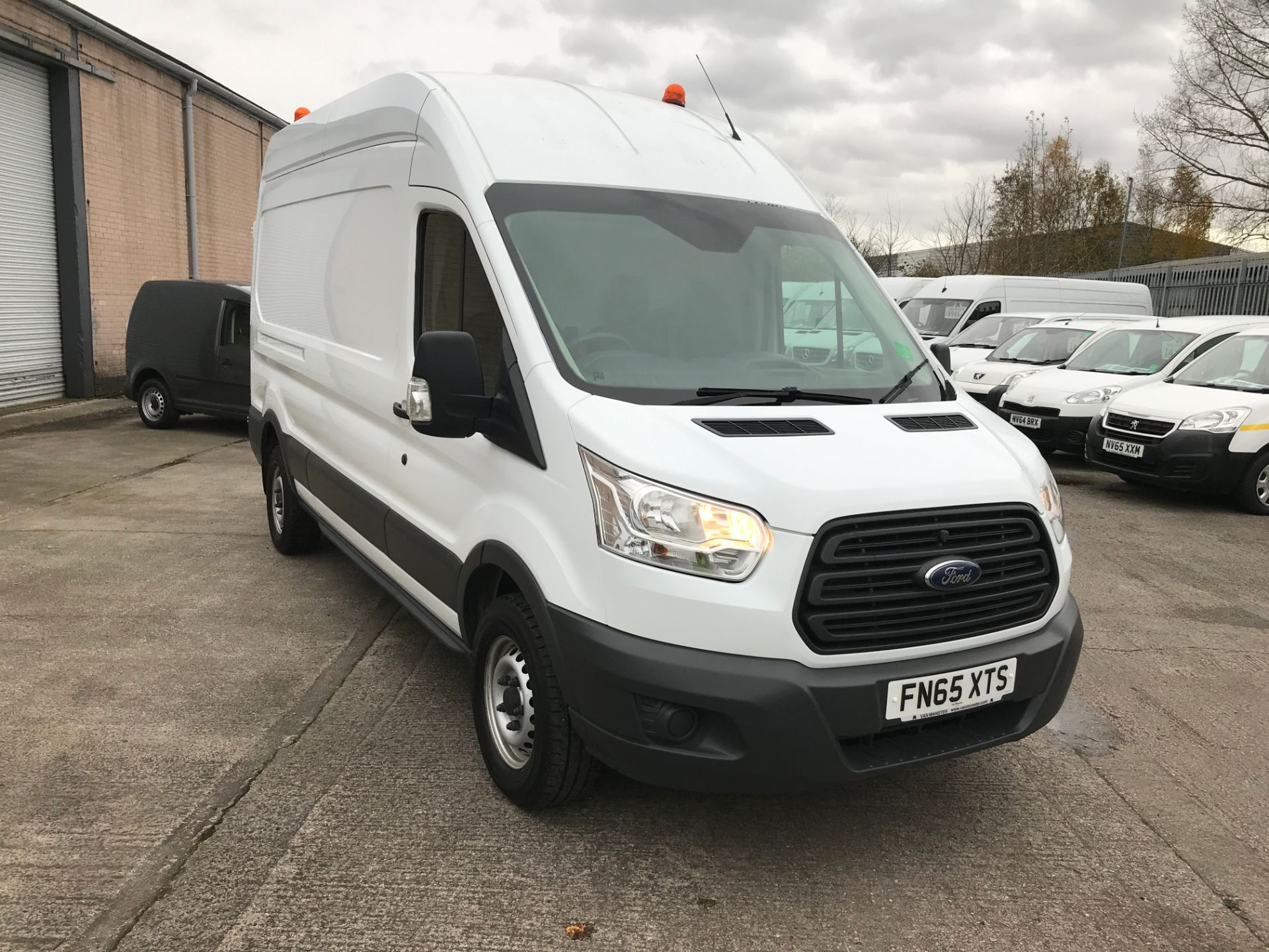 small van for sale essex
