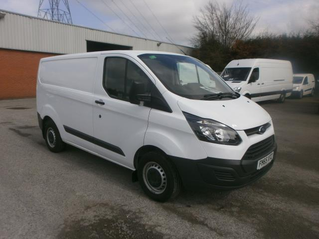 2015 Ford Transit Custom L1 2.2 Tdci 100Ps Low Roof Van EURO 5 (FN65XTZ)