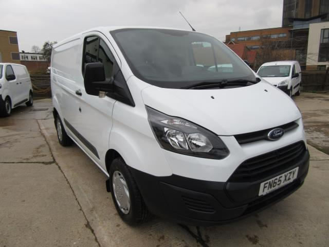 2015 Ford Transit Custom 290 L1 DIESEL FWD 2.2  TDCI 100PS LOW ROOF VAN EURO 5 (FN65XZY)