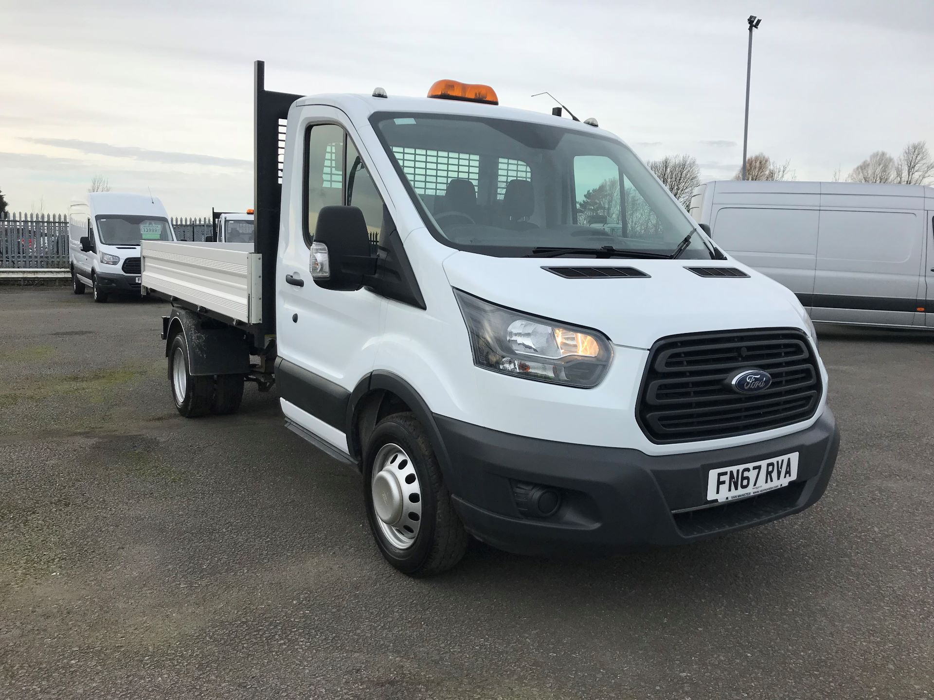 2018 Ford Transit 2.0 Tdci 130Ps 'One Stop' Tipper [1 Way]