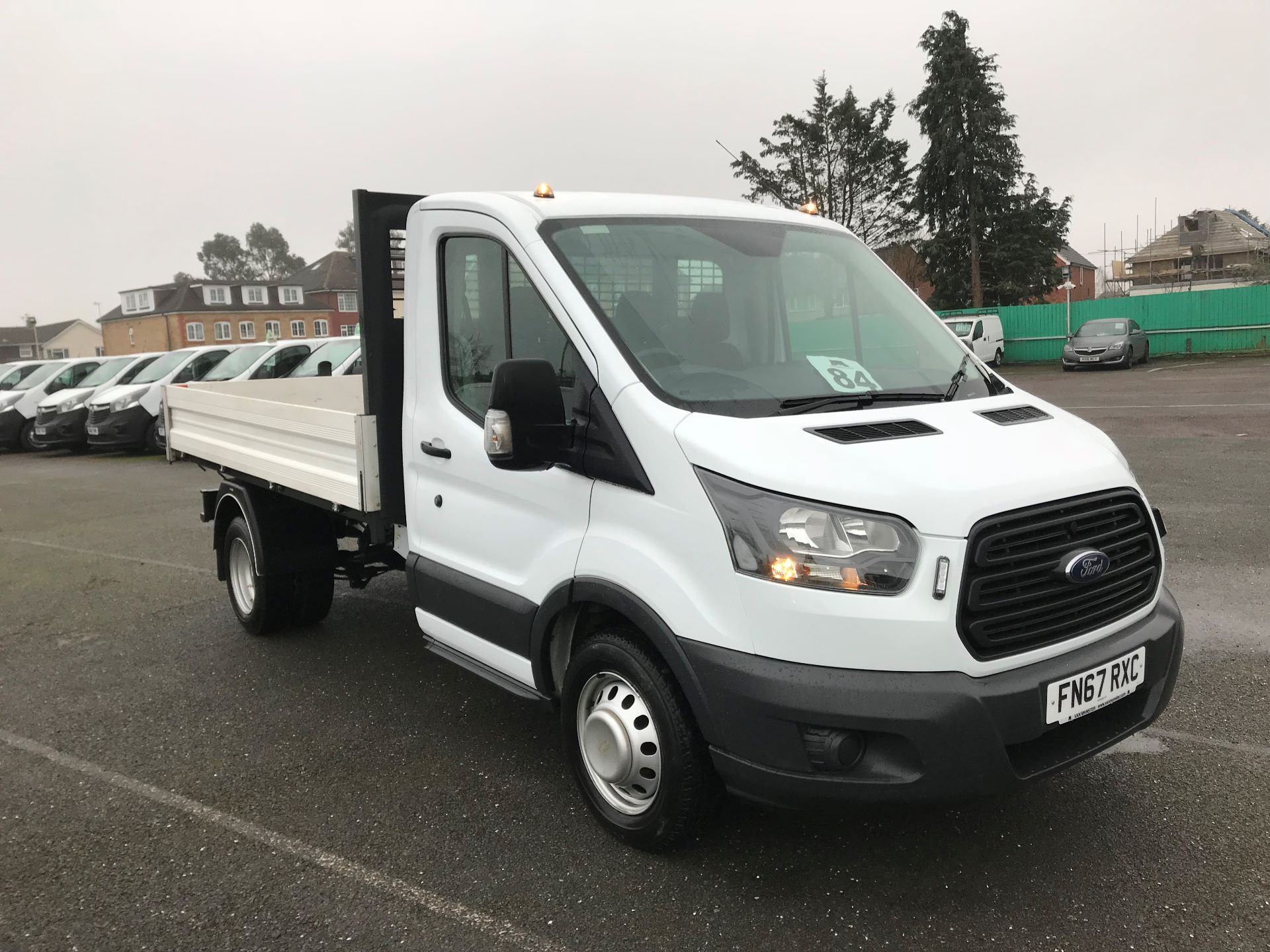 2017 Ford Transit  350 2.0 TDCI 130PS S/CAB  TIPPER EURO 6 (FN67RXC)