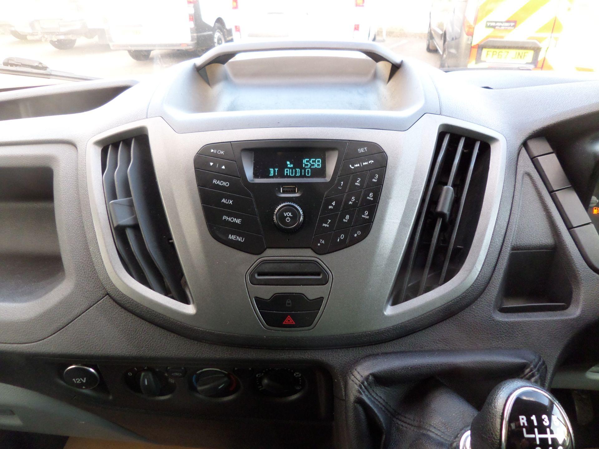 2017 Ford Transit 2.0 Tdci 130Ps H3 Van Euro 6 (FN67ZUD) Image 12