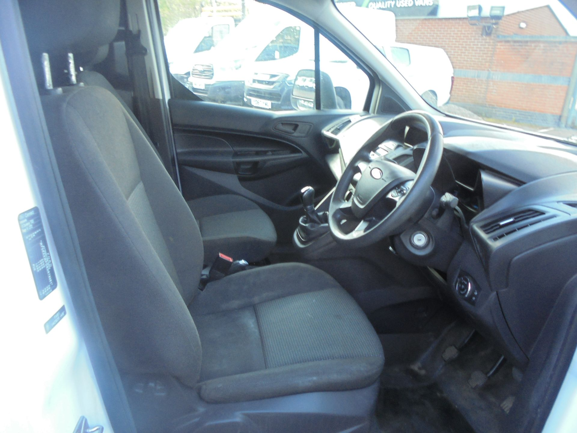 2017 Ford Transit Connect 1.5 Tdci 75Ps Van (FN67ZVT) Image 12