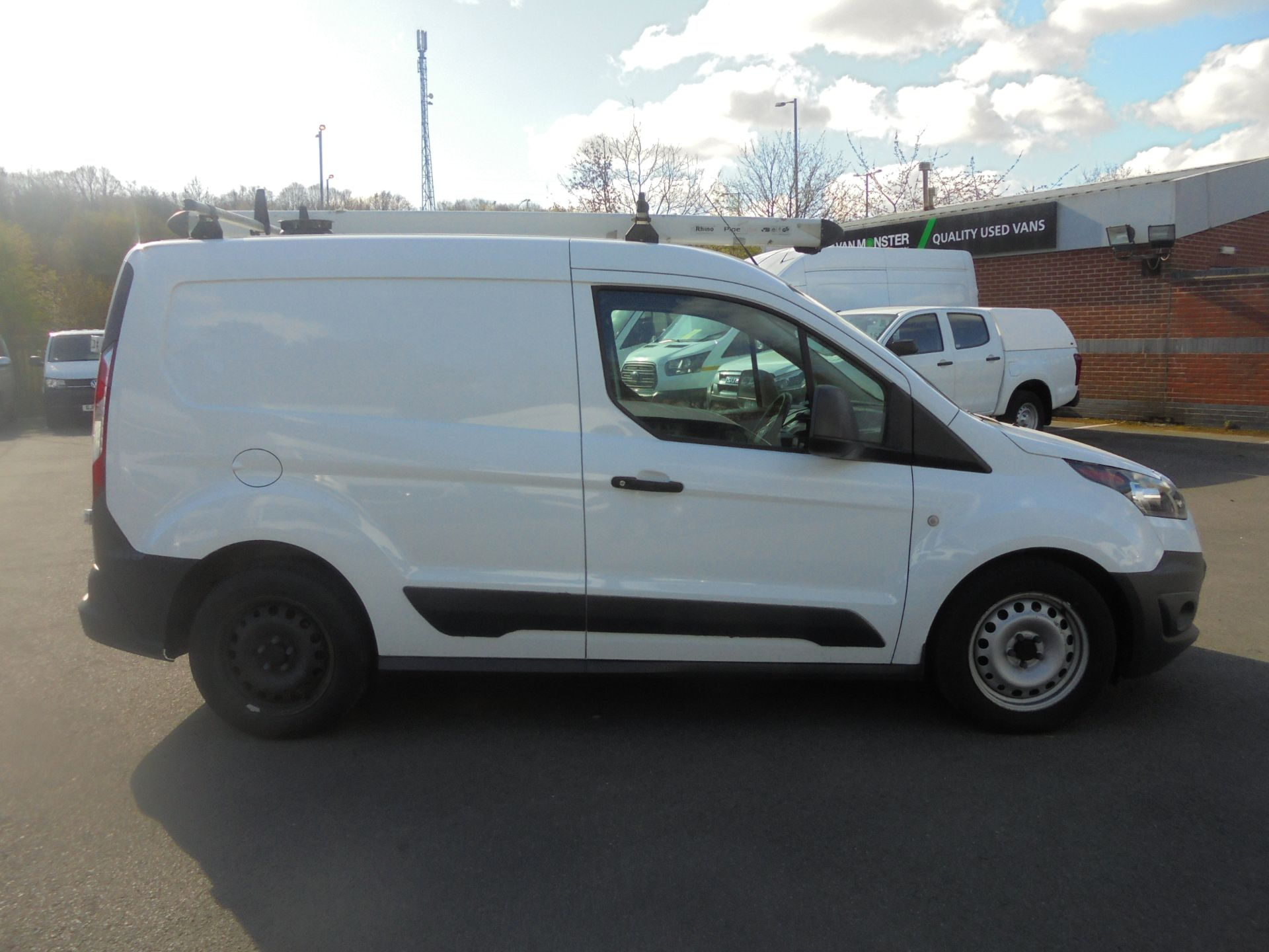 2017 Ford Transit Connect 1.5 Tdci 75Ps Van (FN67ZVT) Image 11