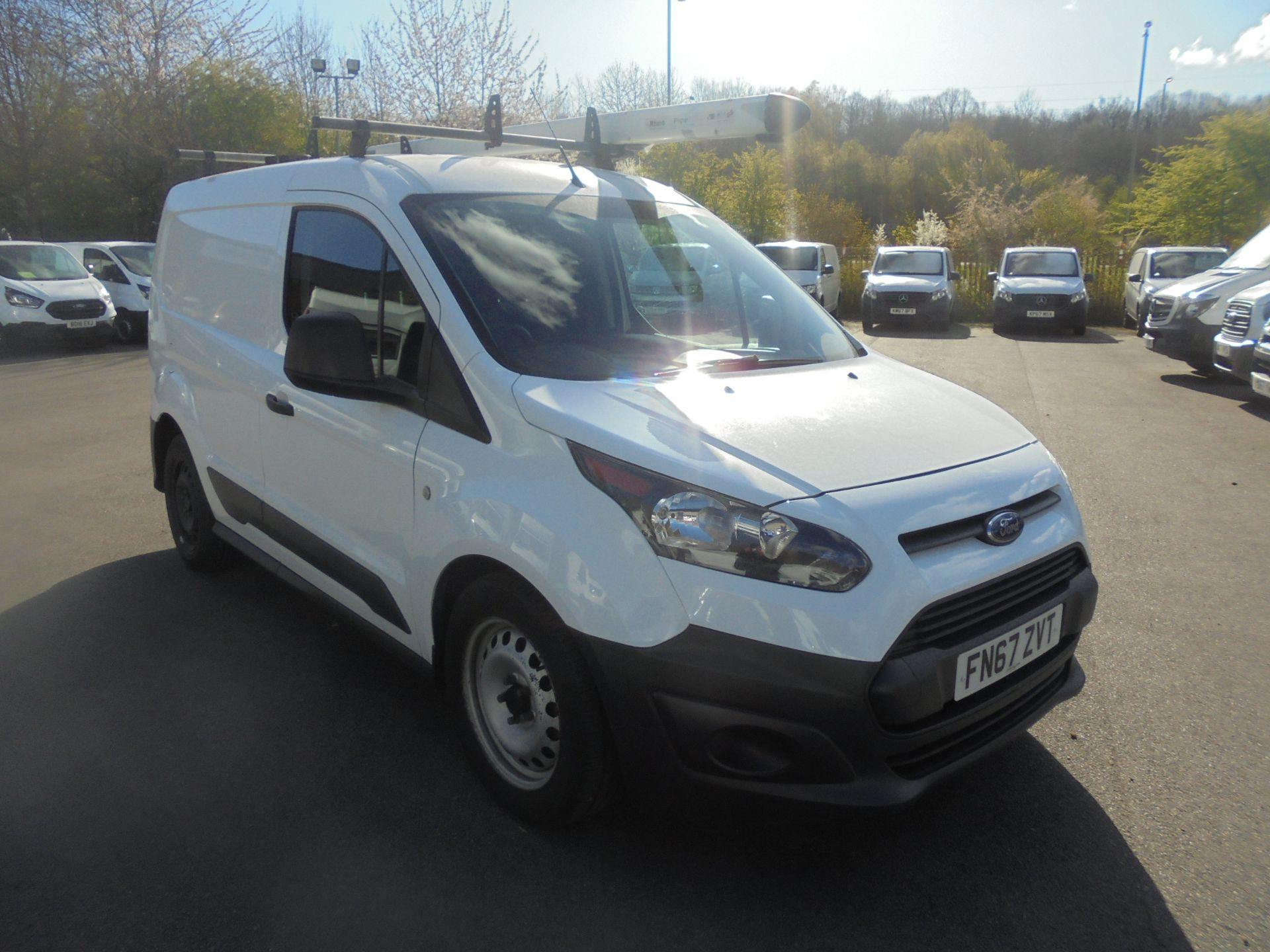 2017 Ford Transit Connect 1.5 Tdci 75Ps Van (FN67ZVT)