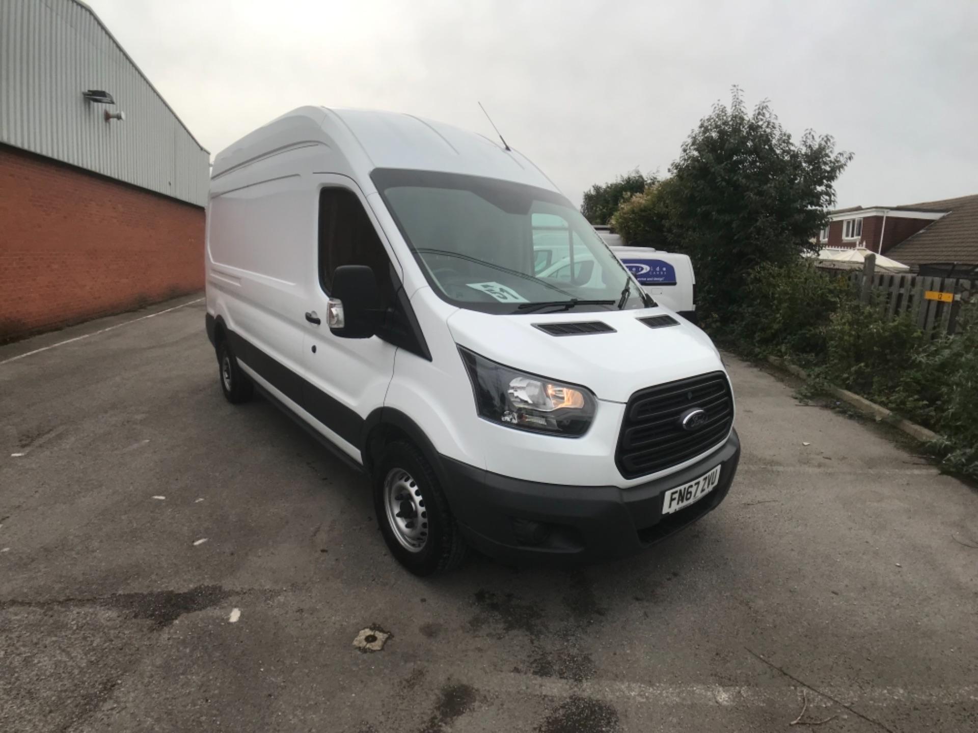 2017 Ford Transit 2.0 Tdci 130Ps H3 Van L3 H3 VAN 130PS EURO 6 (FN67ZVU) Image 1