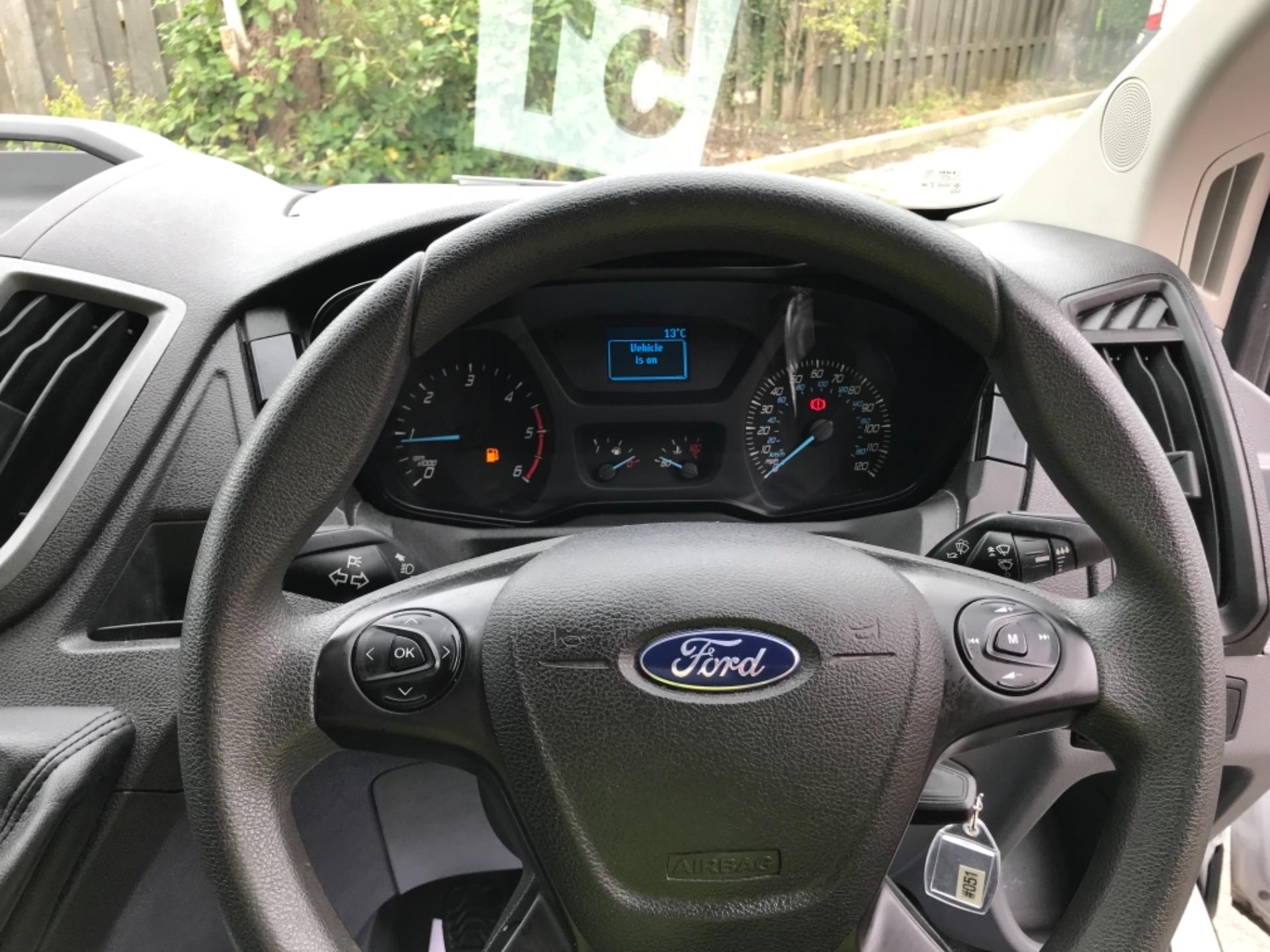 2017 Ford Transit 2.0 Tdci 130Ps H3 Van L3 H3 VAN 130PS EURO 6 (FN67ZVU) Image 8