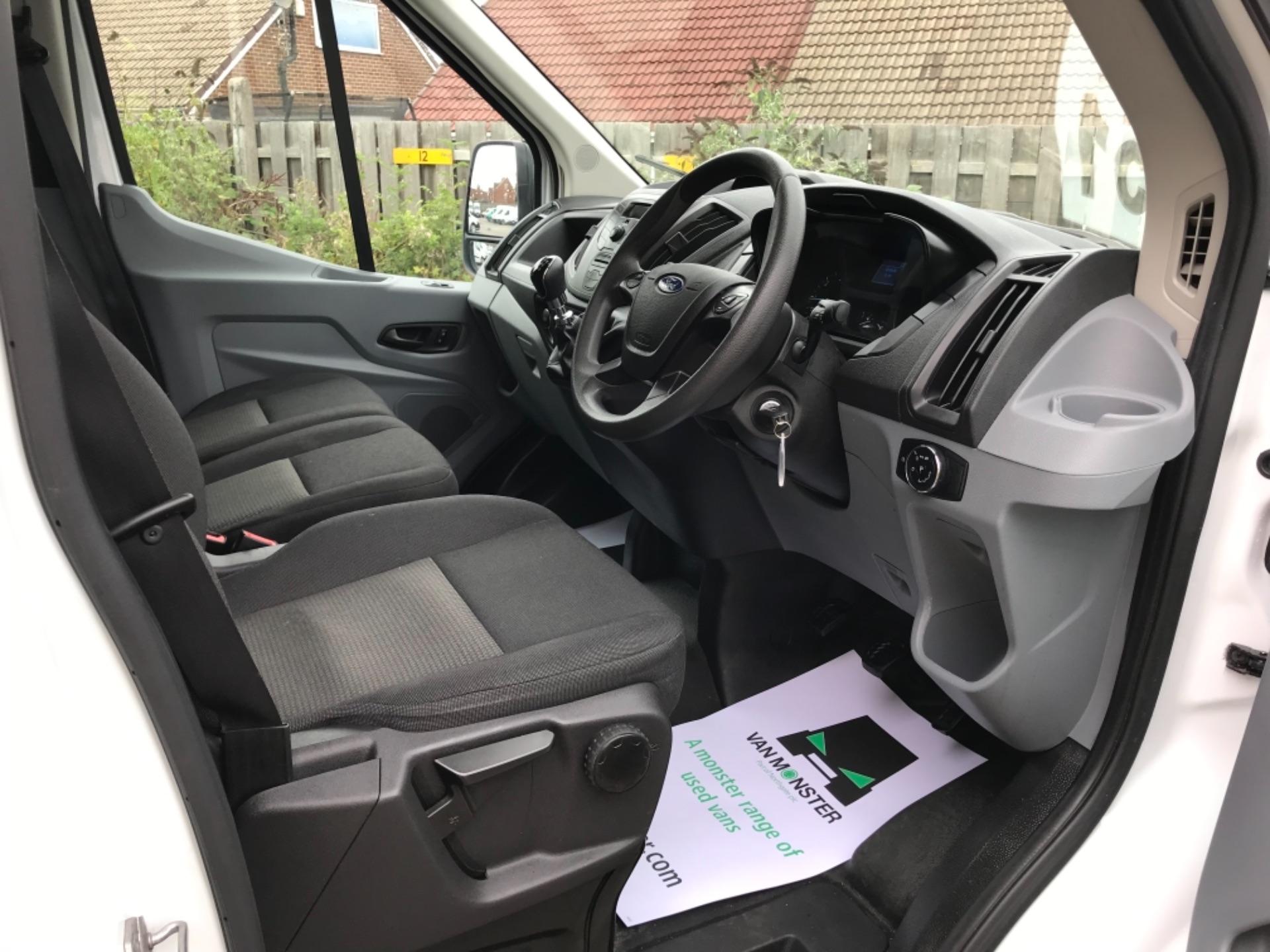 2017 Ford Transit 2.0 Tdci 130Ps H3 Van L3 H3 VAN 130PS EURO 6 (FN67ZVU) Image 9