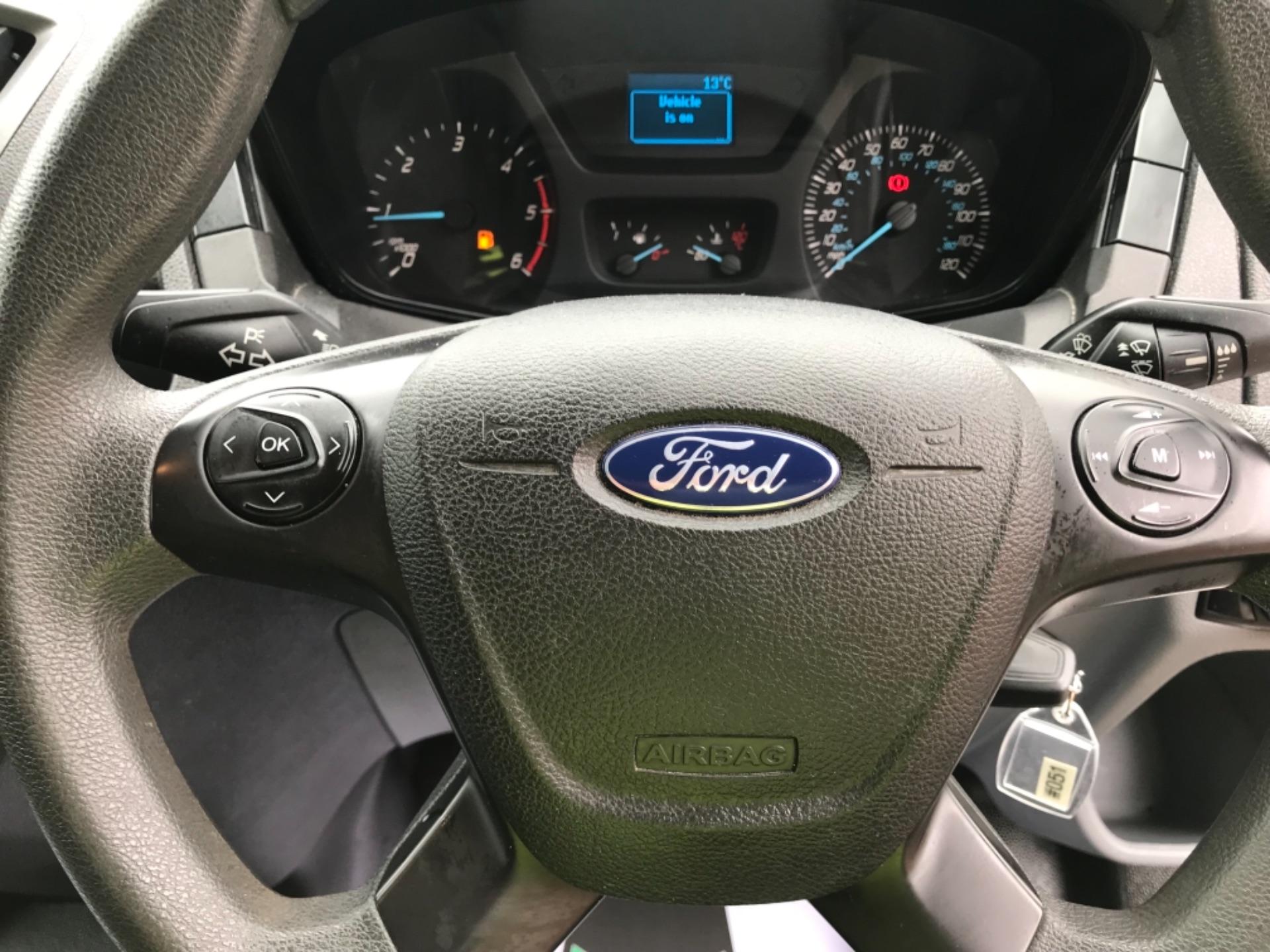 2017 Ford Transit 2.0 Tdci 130Ps H3 Van L3 H3 VAN 130PS EURO 6 (FN67ZVU) Image 20