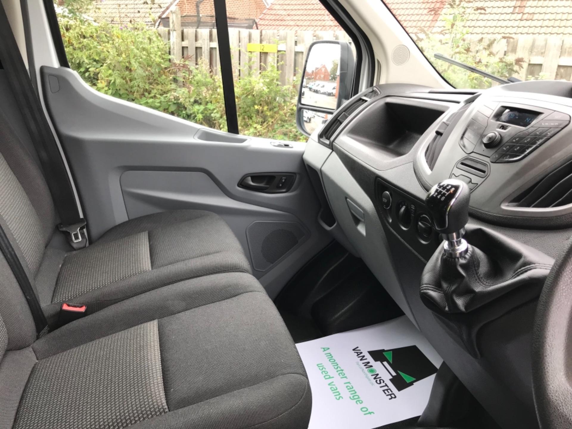 2017 Ford Transit 2.0 Tdci 130Ps H3 Van L3 H3 VAN 130PS EURO 6 (FN67ZVU) Image 10
