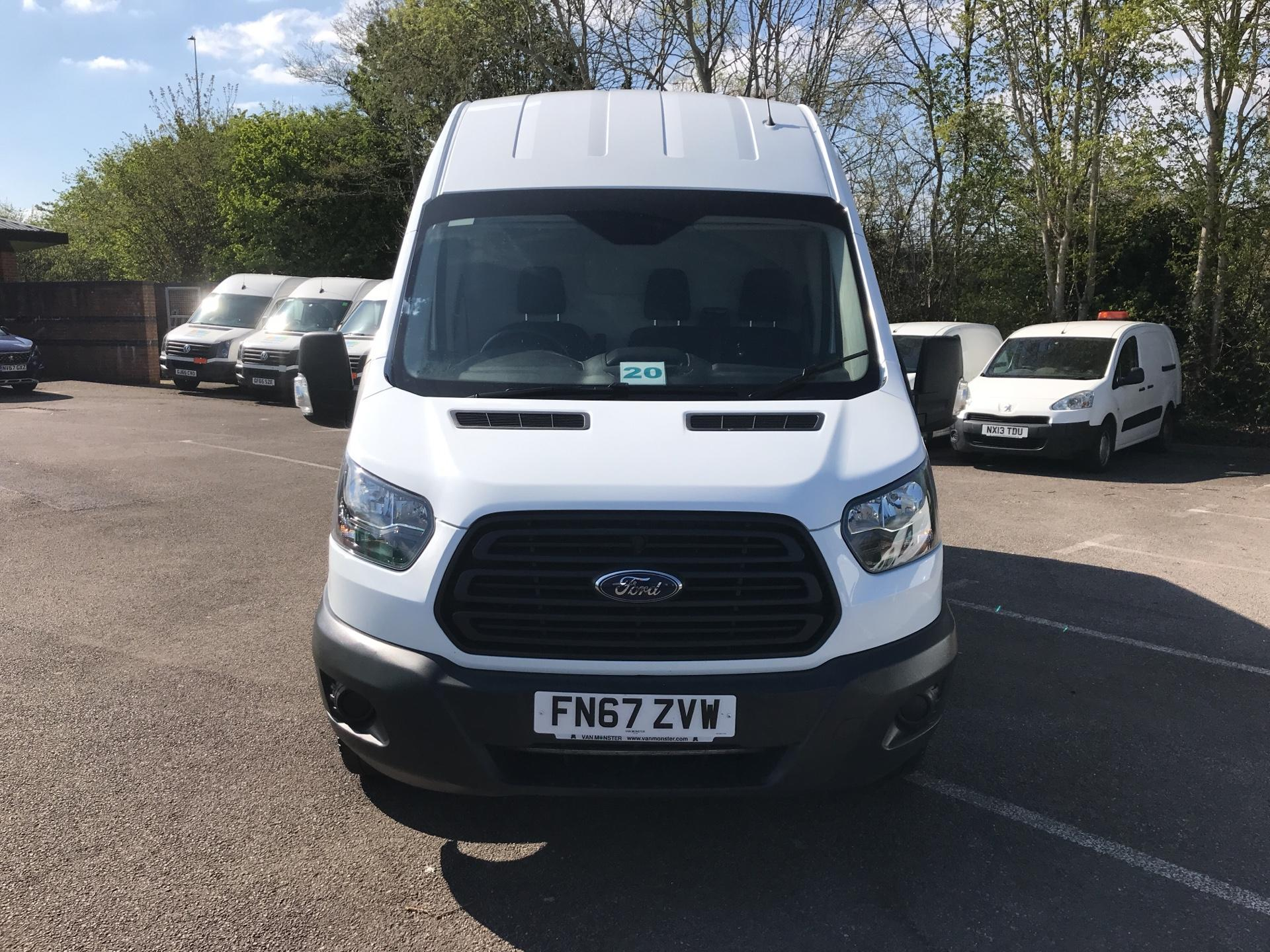2017 Ford Transit 2.0 Tdci 130Ps H3 Van Euro 6 (FN67ZVW) Image 8