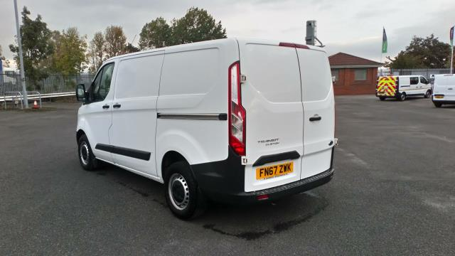 2017 Ford Transit Custom 2.0 Tdci 105Ps Low Roof Van (FN67ZWK) Image 5