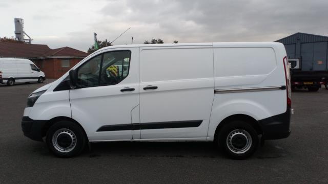 2017 Ford Transit Custom 2.0 Tdci 105Ps Low Roof Van (FN67ZWK) Image 4