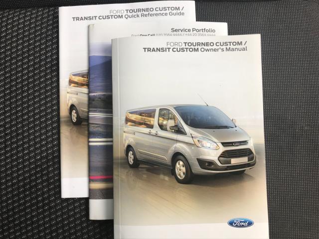 2017 Ford Transit Custom  290 L1 DIESEL FWD 2.0 TDCI 105PS LOW ROOF VAN EURO 6 (FN67ZWT) Image 27