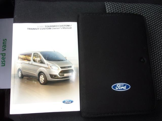 2017 Ford Transit Custom 290 2.0 Tdci 105Ps Low Roof Van (FN67ZYX) Image 22