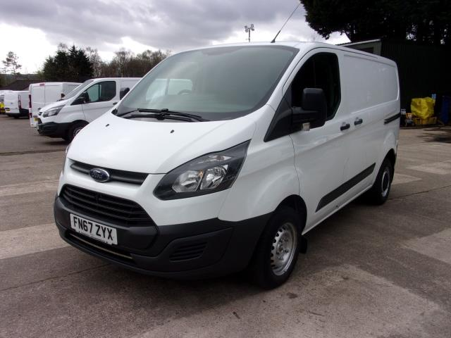 2017 Ford Transit Custom 290 2.0 Tdci 105Ps Low Roof Van (FN67ZYX) Image 14