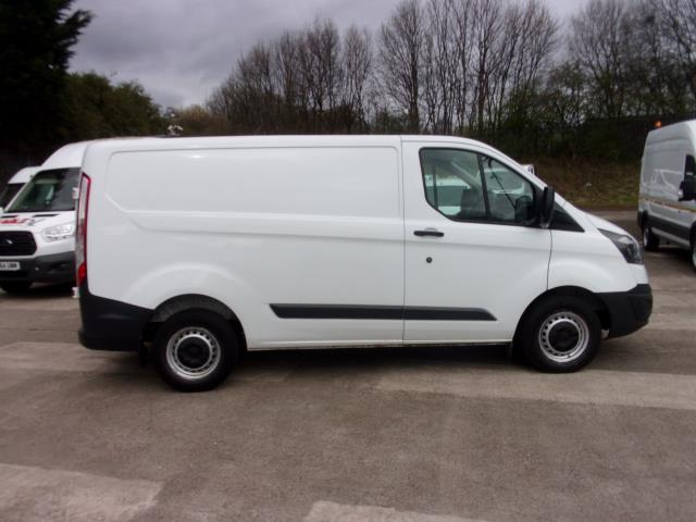 2017 Ford Transit Custom 290 2.0 Tdci 105Ps Low Roof Van (FN67ZYX) Image 8